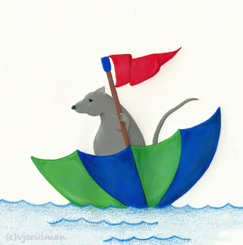 Rat Sails Away