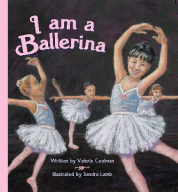 I Am a Ballerina Cover