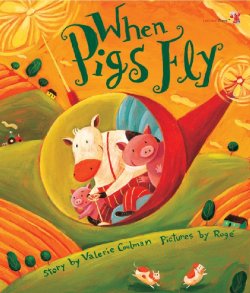 When Pigs Fly Cover